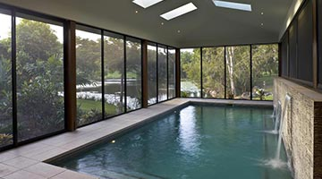 Fully screened pool enclosure, Mt Cotton, QLD