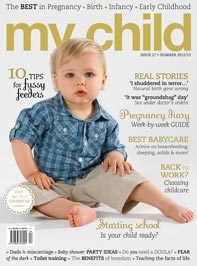 Invisi-Gard featured in My Child Magazine