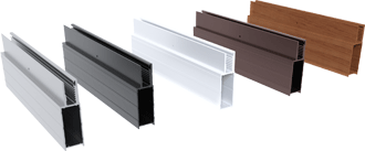 Aluminium Door Frame Colours